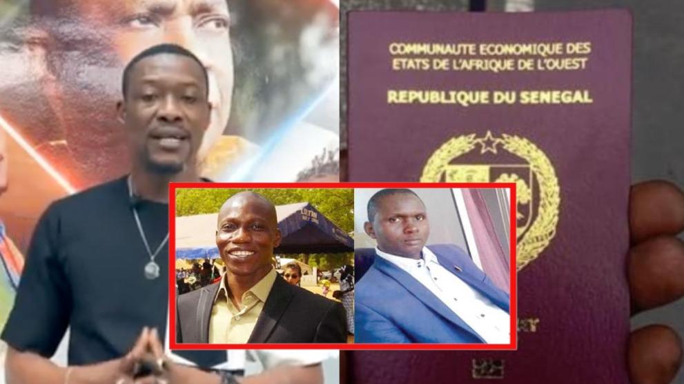 JOURNAL PEOPLE: Tange Tandian sur les faux passeports diplomatiques, l'Etat n'a jamais délivré aux deux députés de...