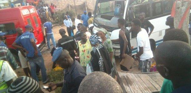 Accident à Poste Thiaroye: Un automobiliste tue une vendeuse