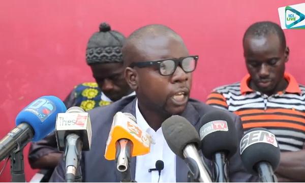 Echauffourés à Ziguinchor: Sidy Mactar Coly crache du feu sur Ousmane Sonko