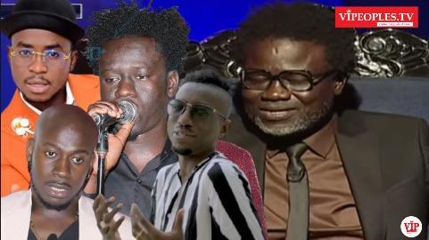 URGENT: Sidy Diop, Tarba Mbaye ,El Hadj Keita, Soryba le réalisateur Papis Niang tire sur les erreurs