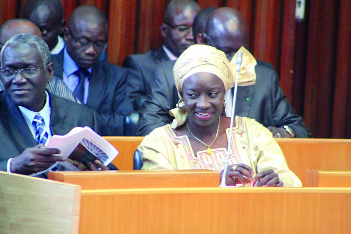 DPG de Mimi Touré: Et la protection de l'enfant ?