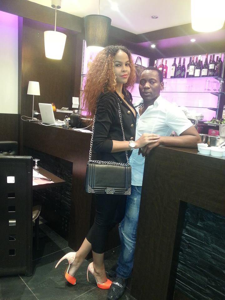 Kebe Sakhir, le véritable propriétaire de White dream a choisi Karina Tavares et Samira Nicki Diop pour la gérance de son restaurant.