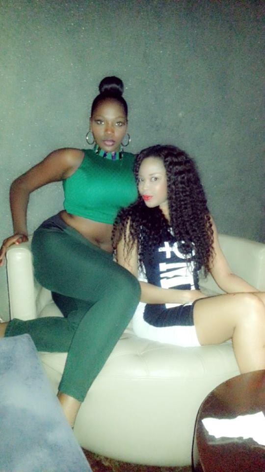 Le jour de son anniversaire, Samira Nicki Diop blesse avec la couleur verte