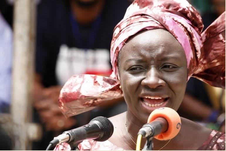 Aminata Touré face aux cadres républicains : « Sur les plateaux de télévisions, on est souvent malmené… »