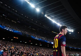 """Foot: Messi regrette de ne pouvoir """"jouer avec son équipe"""""""