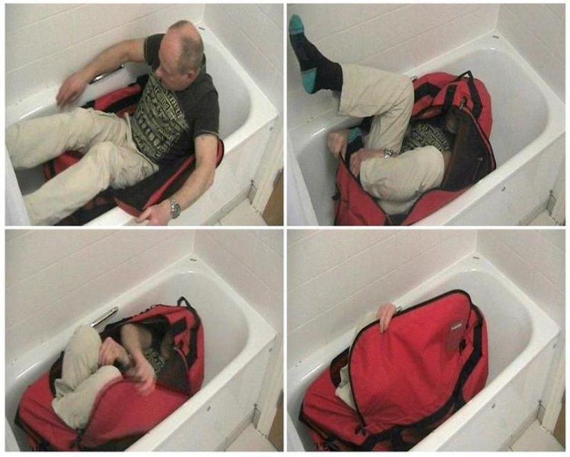 Un espion anglais retrouvé mort dans un sac de sport cadenassé : un accident, selon Scotland Yard