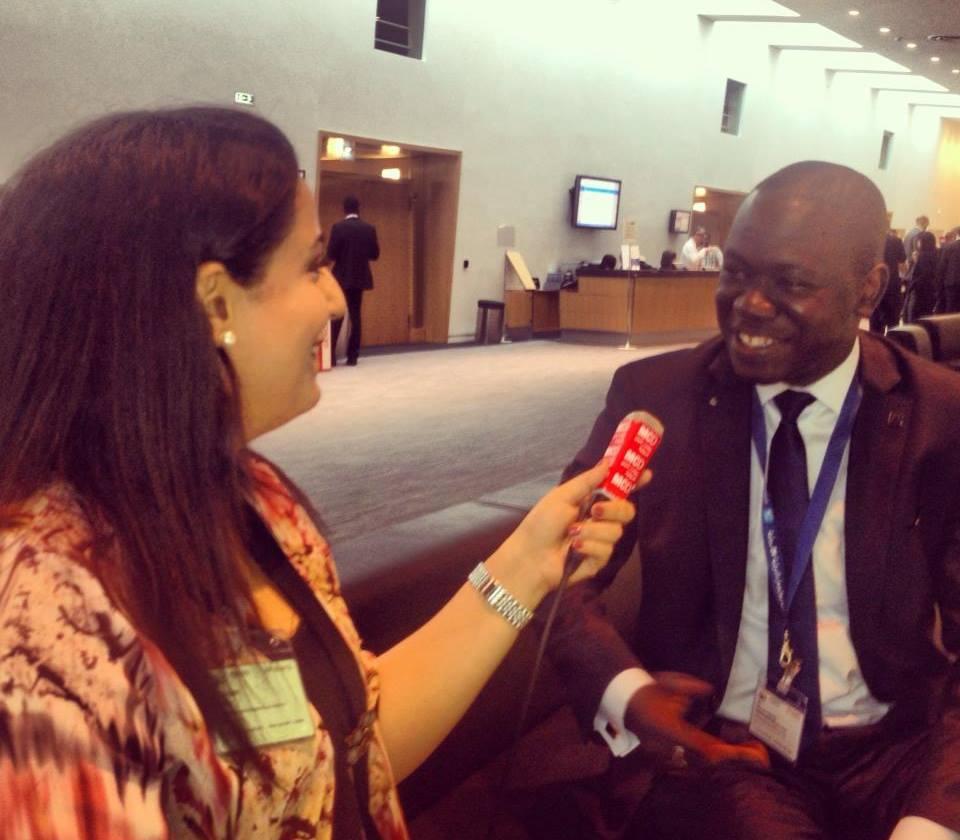 Voici Amadou Clever Ba, le spécialiste en développement durable qui évolue en France
