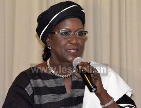 Protection des droits de l'enfant : Amsatou Sow Sidibé demande une application ferme des lois