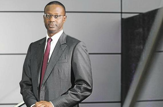 """Le """"Grand Prix de l'Economie"""" 2013 décerné à Tidjane Thiam (Prudential)"""
