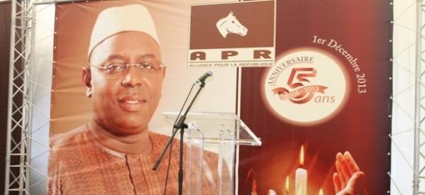 L'Apr est devenue le parti le plus riche du Sénégal. Un budget 700 millions de FCFA dégagés pour l'organisation de l´anniversaire