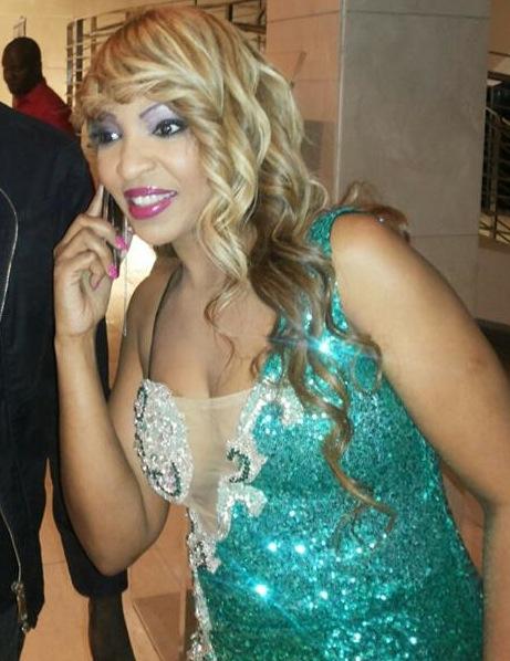 Revoila la chérie de Baba Hamdy, Viviane en mode New look