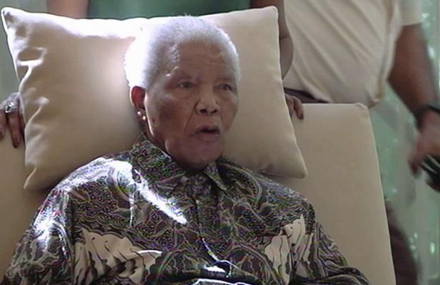 L'ex-président sud-africain Nelson Mandela est mort