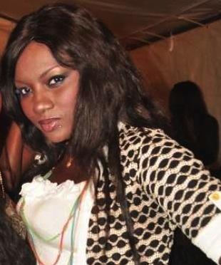 La présentatrice de l´émission Népad musical sur walf TV, Lala Diop s´est mariée á un notaire