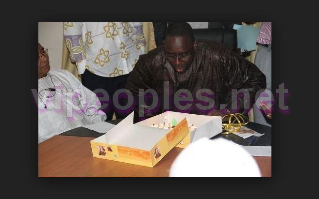 Joyeux anniversaire !!! Le Président Macky Sall a soufflé aujourd'hui ses 52 bougies !