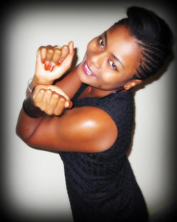 Mya Bèye animatrice de l'émission « Hi Tech» « Je suis mariée avec ma passion…donc pas de copain, ma vie est trop tournée vers le professionnel »