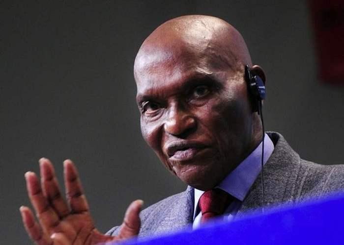 L'ex-président du Sénégal , Abdoulaye Wade: Je vis à Dubaï, je ne voulais pas sortir de sitôt du pays