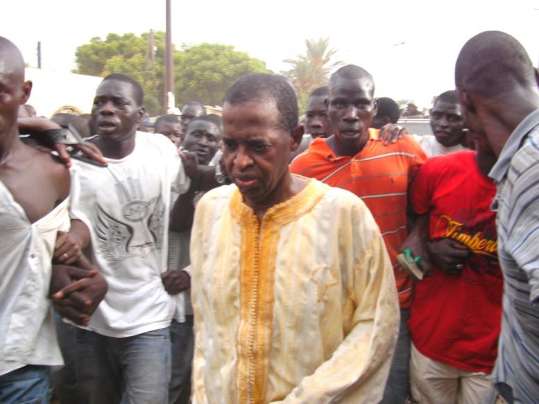 EXCLUSIVITE: Sidy Lamine Niasse placé en garde à vue