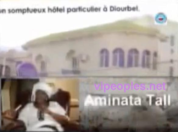 PHOTOS - Biens de Aminata Tall et de Pape Diop:  Ils possèdent un grand hôtel qu´ils gèrent en silence