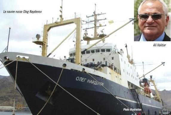 Affaire du bateau russe: L'Etat va rembourser les 600 millions. Le Tribunal des Droits de la Mer saisi