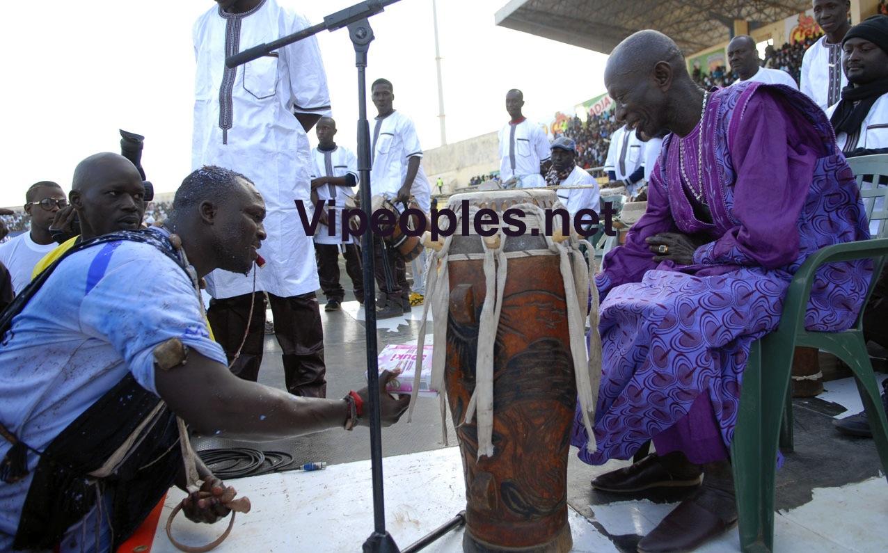 Doudou Ndiaye Rose a t-il porté chance à Modou Lô ?