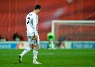 "L'expulsion de Cristiano Ronaldo est ""un peu exagérée"" pour ANCELOTTI"