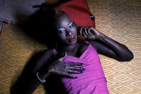 Le mannequin Fleur Mbaye vient d'une famille religieuse de la ville sainte deTouba