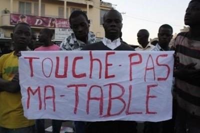 Y EN A MARRE de subir les supplices de la mairie de Dakar