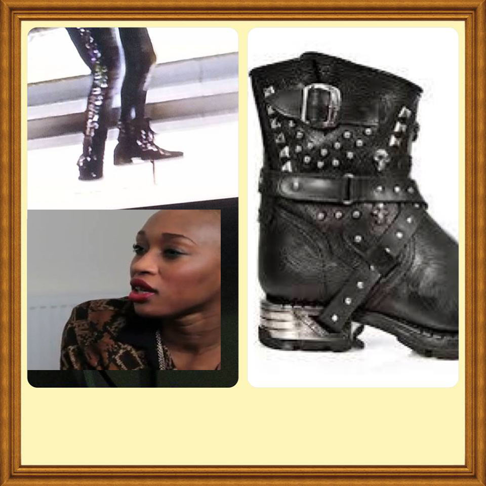 Le mannequin Nogi Dieng se moque des chaussures de la chanteuse Titi