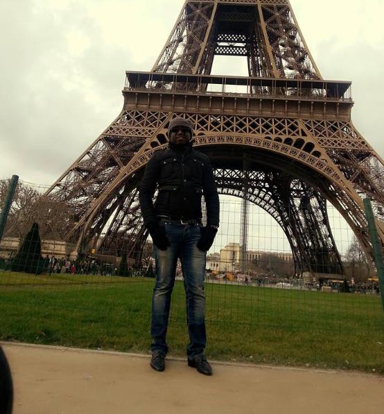 L'Organisateur de Miss Africité 2014, Bamba DIOP à Paris pour rencontrer des Partenaires