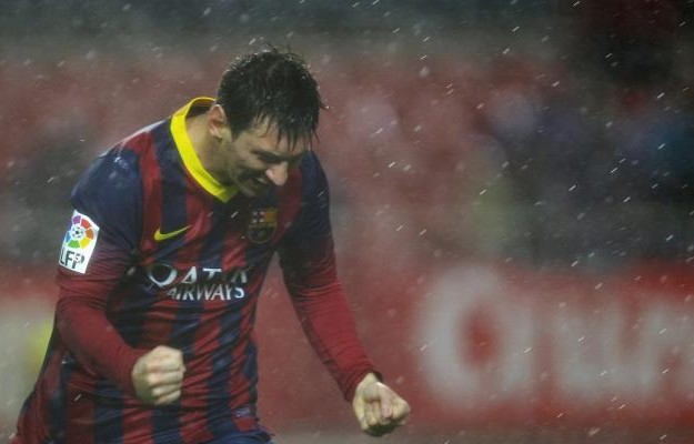 Trio au sommet de la Liga: Messi réinstalle le Barça en tête