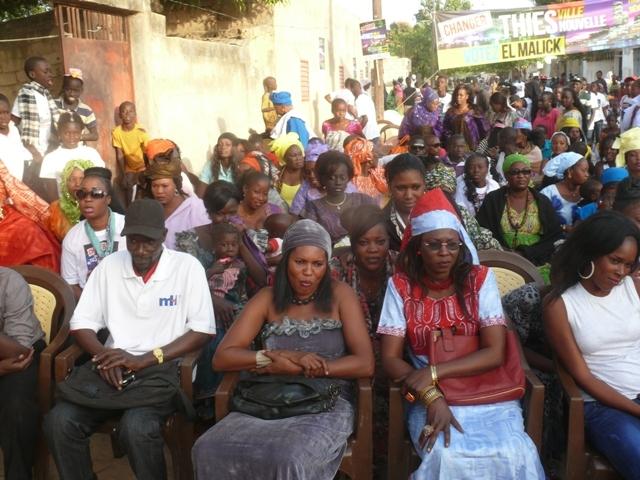 Elections locales : Le candidat El Malick Seck gagne du terrain à Thiès