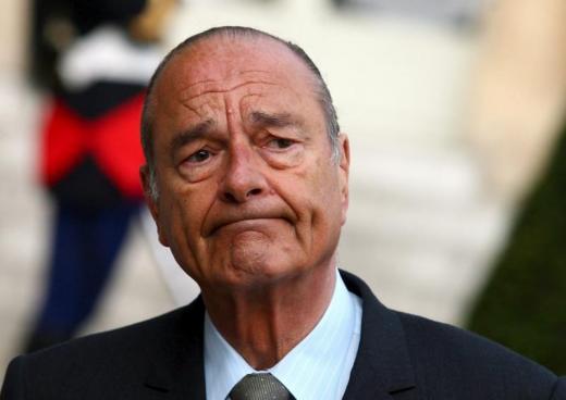 France: Jacques Chirac hospitalisé dans le même hôpital que Serigne Mansour Sy