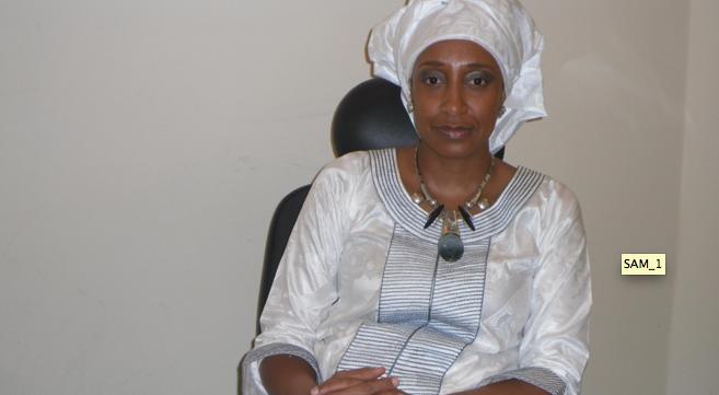 SENEGAL:Nathalie Dia, Coordonnatrice adjointe de Taxaw Tem, une ex-Miss trés engagéePanafricain
