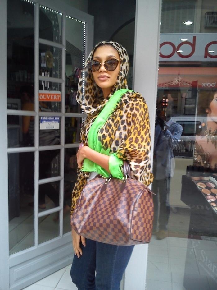 Adja Diallo sur les pas de Sira Cissokho?