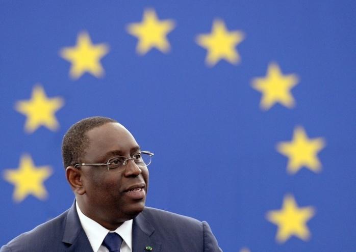 Macky Sall groupe consultatif de paris