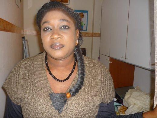 Carnet rose: Ndeye Ndiaye Tyson s' est enfin mariée