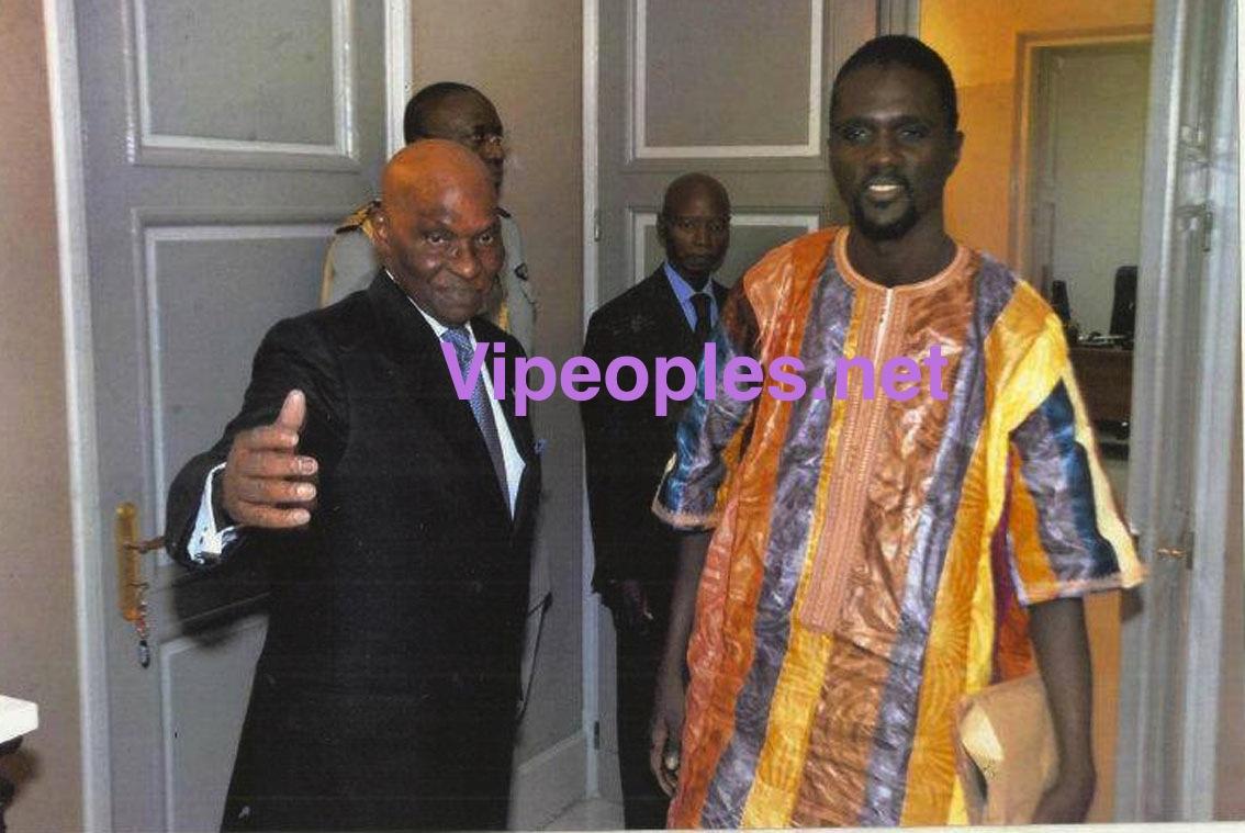 Pacotille un fidèle ami à Me Abdoulaye Wade ?