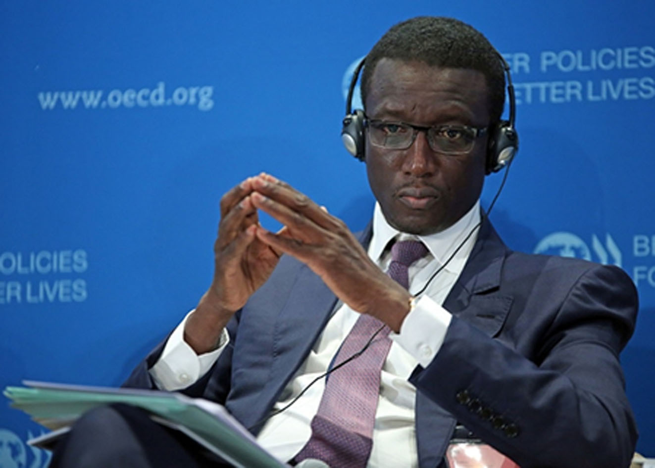 Groupe consultatif de Paris- Des centaines de sénégalais transportés à ne rien faire