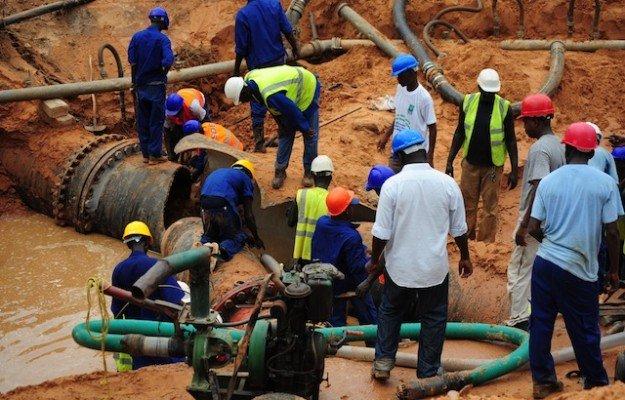 A vos réserves : Pénurie d'eau annoncée pour jeudi et vendredi à Dakar et environs