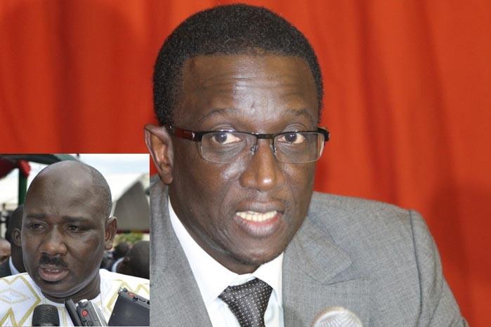 Farba Ngom-Amadou Ba : Un deal de 50 millions pour entrer dans le gouvernement de Mimi Touré