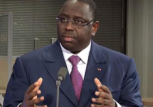 Sucès du conseil consultatif: Macky demande au Sénégalais de travailler et d'arrêter de tricher