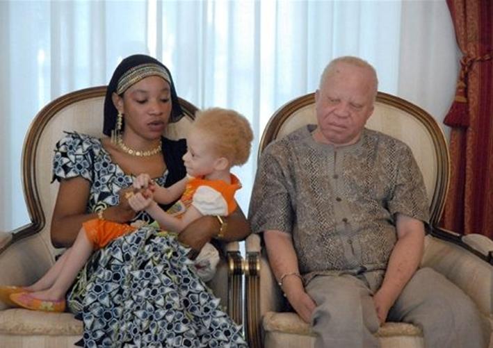 Salif Keïta vient de divorcer d'avec sa femme, Mafi Keïta