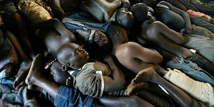 """PRISON DE REBEUSS - Tous les jours, un prisonnier meurt étouffé à cause du  """" pakétasse """""""