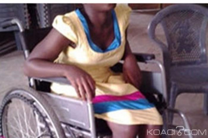 Ghana : Une jeune fille paralysée après des viols à répétitions de son père
