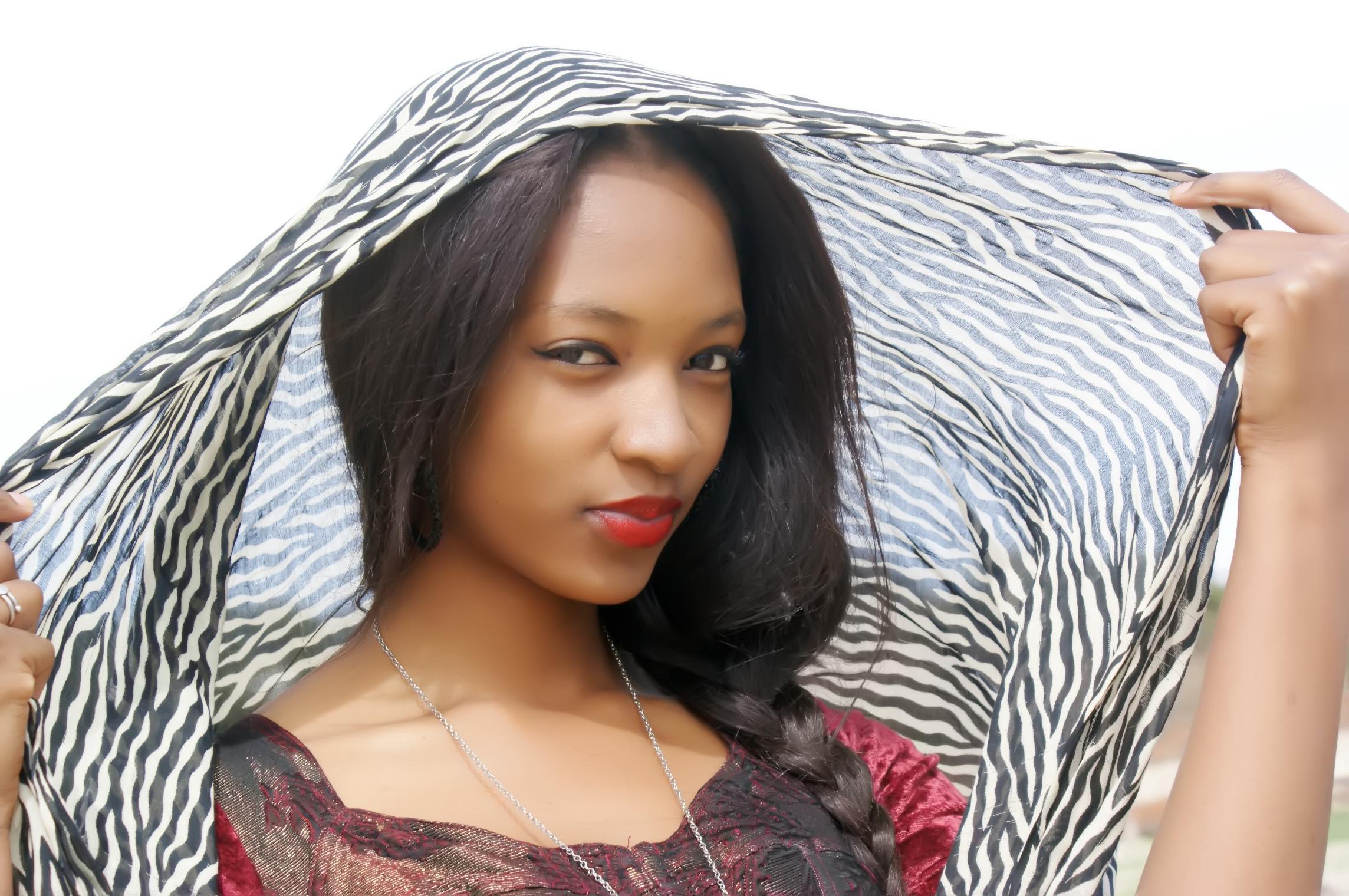 5-Awa Sonkarlay, coordinatrice de Miss Labaado