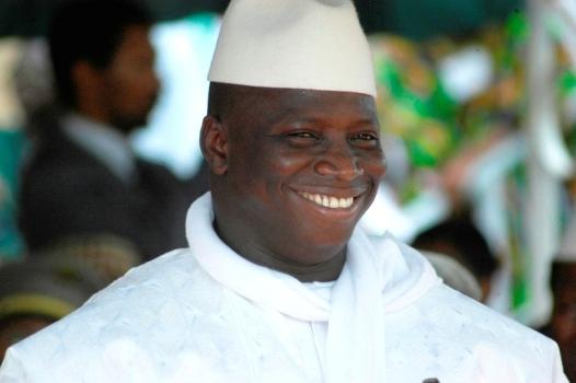 Yahya Jammeh va adopter une langue locale comme langue officielle à la place de l'anglais