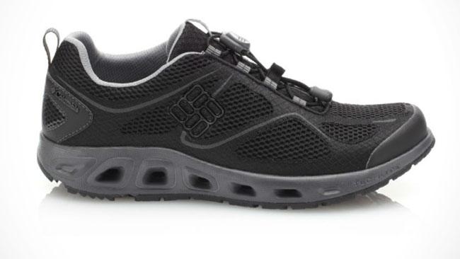 Des chaussures de sport qui prennent l'eau sans risque