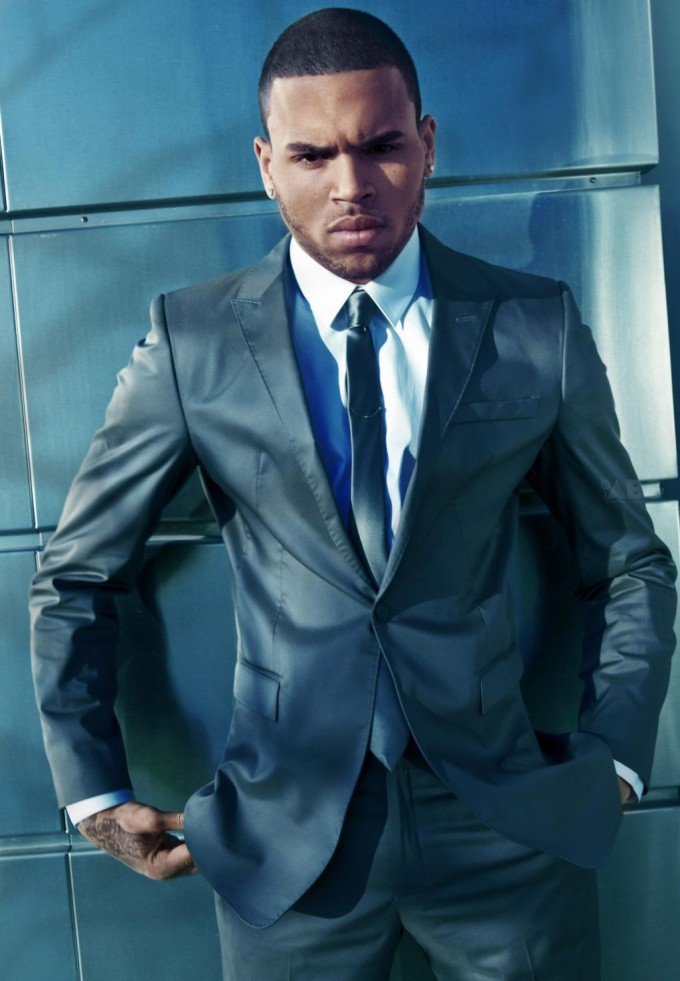 CHRIS BROWN LANCE SON AGENCE DE MANNEQUIN...