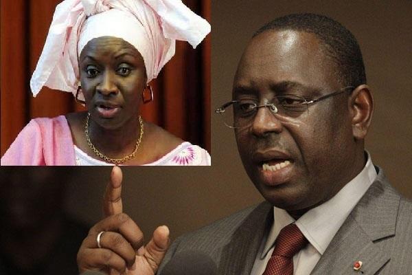 Nomination de Mouhamed Dione comme coordonnateur du PSE:  Macky Sall isole de plus en plus Mimi Touré