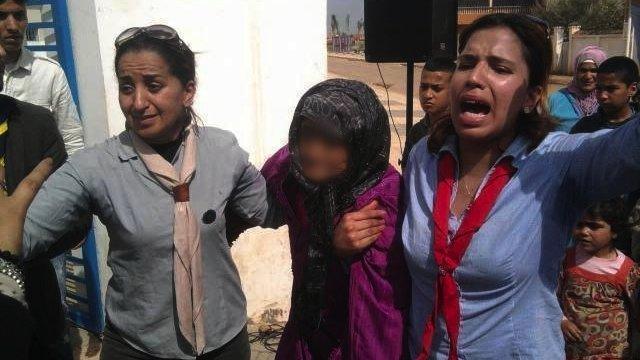 UNE FEMME DE 96 ANS VICTIME D'UN VIOL COLLECTIF